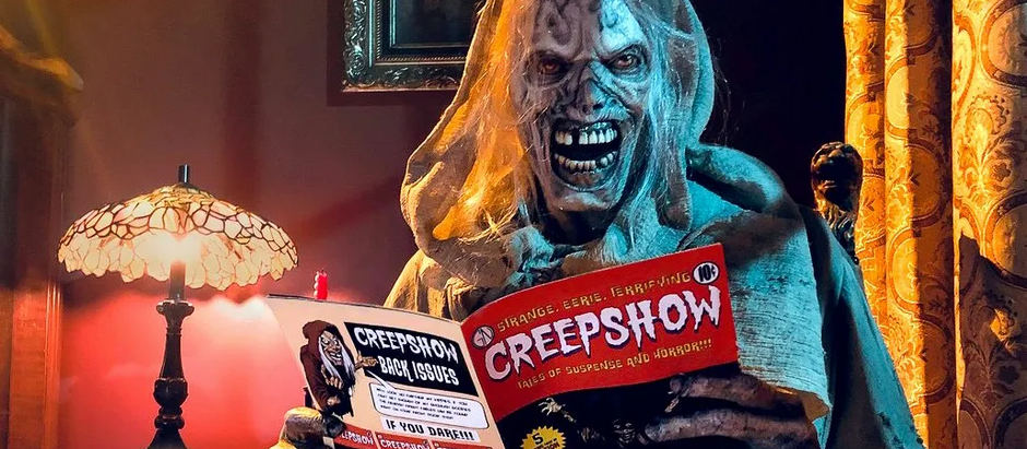 Creepshow Holiday Special Coming This December!