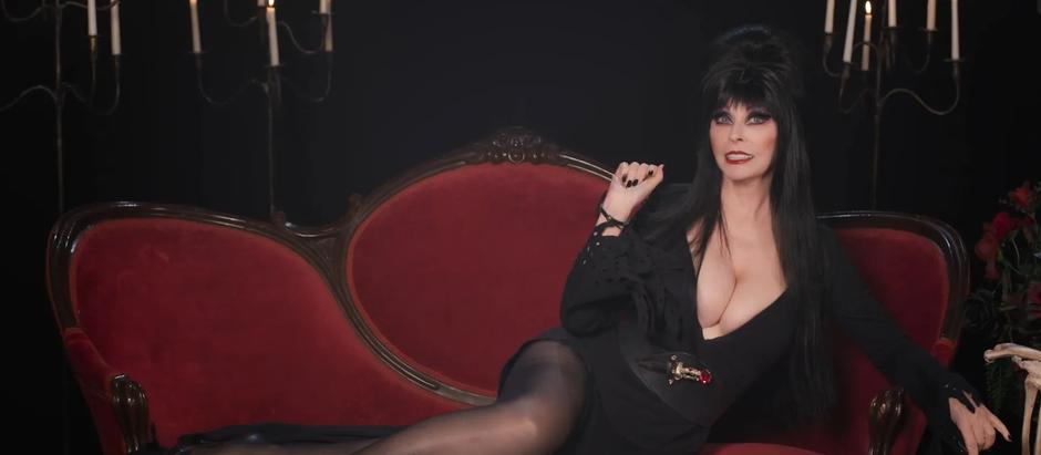 Elvira Makes Her Return In Shudder 40th Anniversary Special