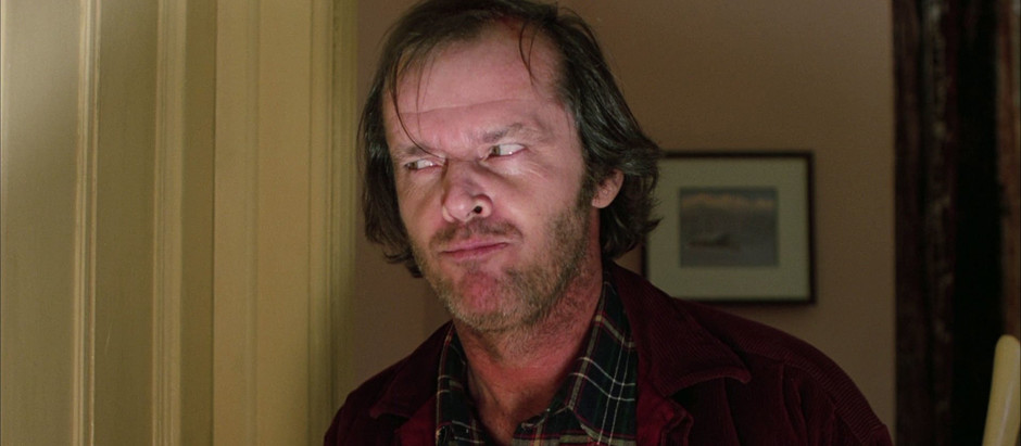 Ceris' 31 Days of Horror Challenge: Day 4 - The Shining