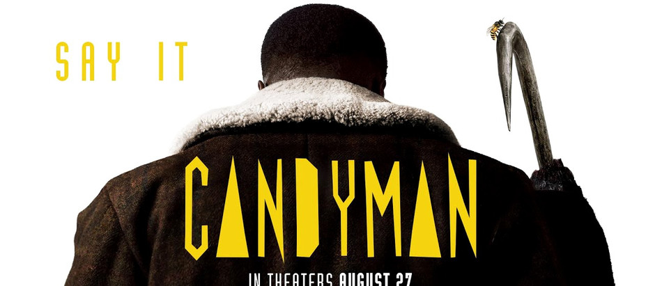 A Hooked On Horror Review - Candyman