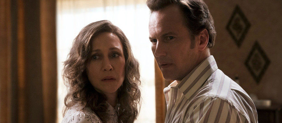 The Conjuring: The Devil Made Me Do It Heads Home This August