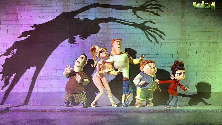 Ceris' 31 Days of Horror Challenge: Day 15 - ParaNorman