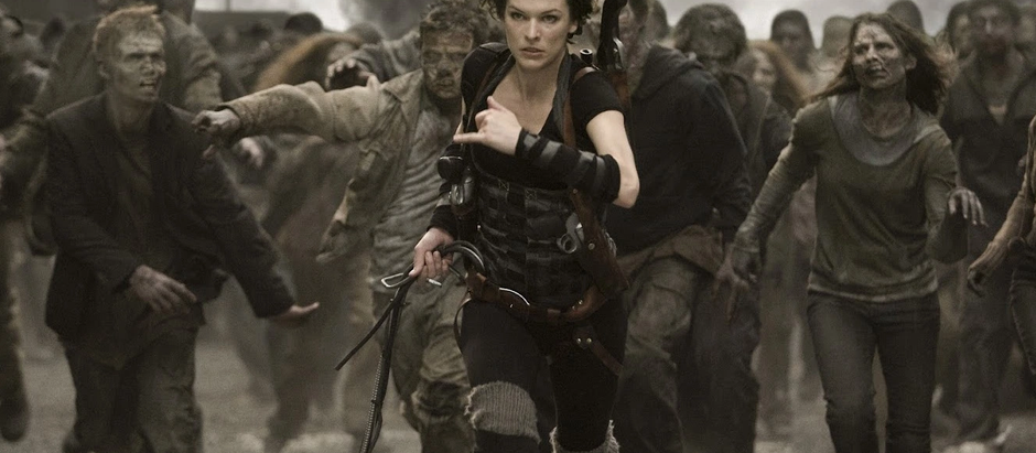 Resident Evil Complete Film Collection 4K Box Set Releasing