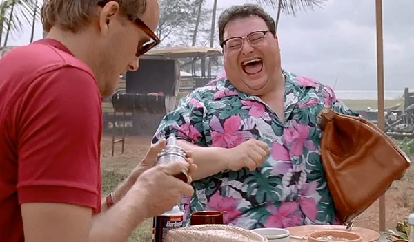 Mattel's New Dennis Nedry Figure Comes in Iconic Barbasol Can