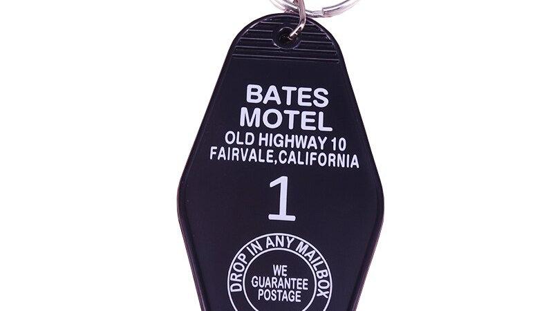 Bates Motel Keychain