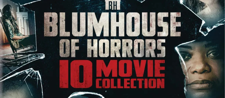 Blumhouse of Horrors 10-Film Collection Releases This October