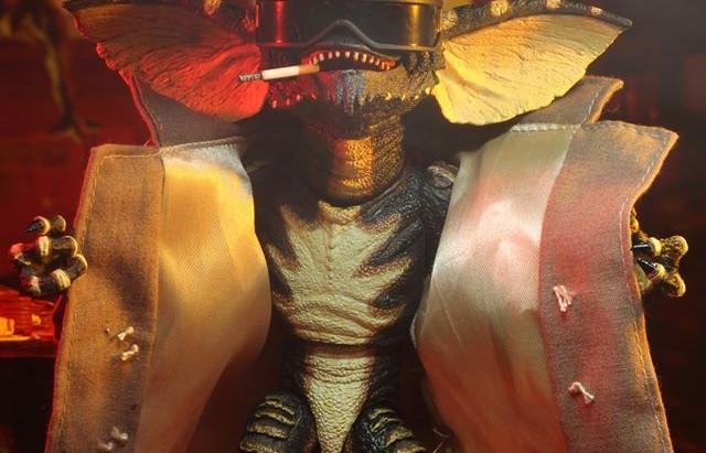 NECA Unveils Their Ultimate Flasher Gremlin Figure