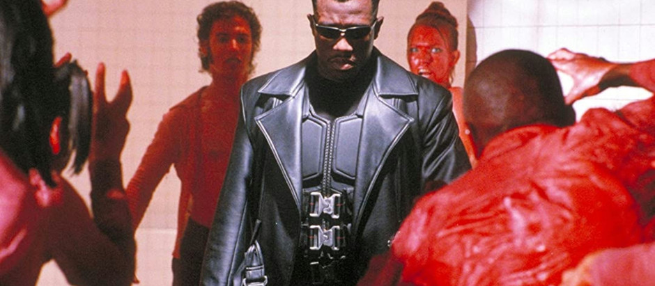 Blade 4K Ultra HD Releases This November