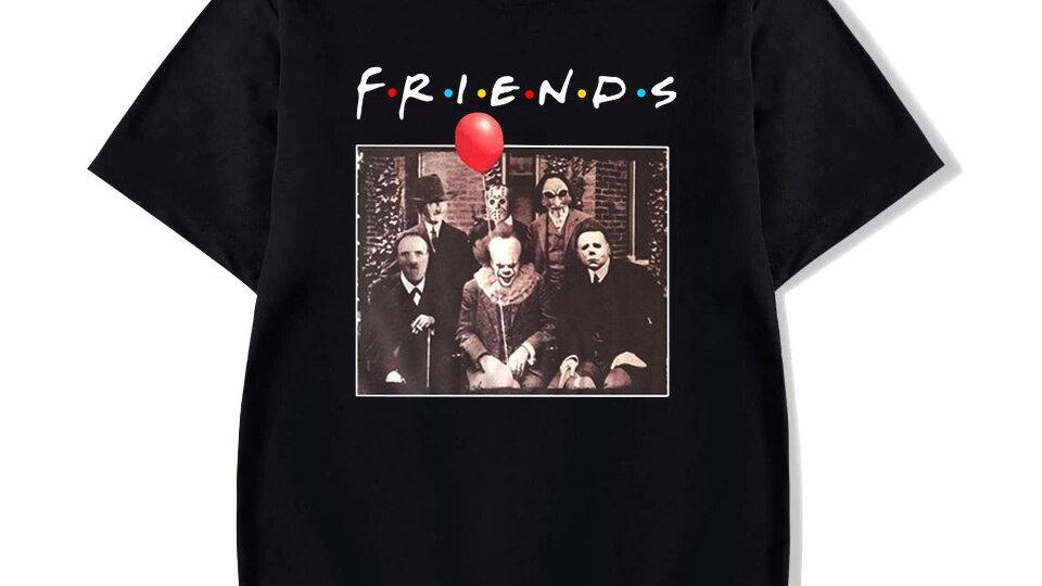 Horror Friends Unisex T-Shirt