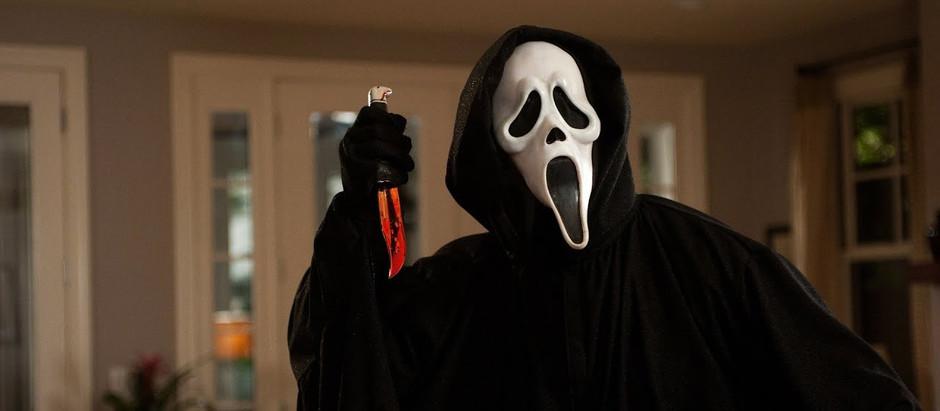 Ceris' 31 Days of Horror Challenge: Day 6 - Scream