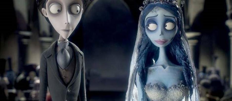 Ceris' 31 Days of Horror Challenge: Day 10 - Corpse Bride