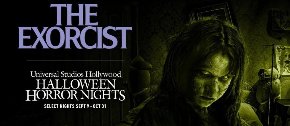 Regan MacNeil Heads To Hollywood As Universal Studios Announce The Exorcist For HHN