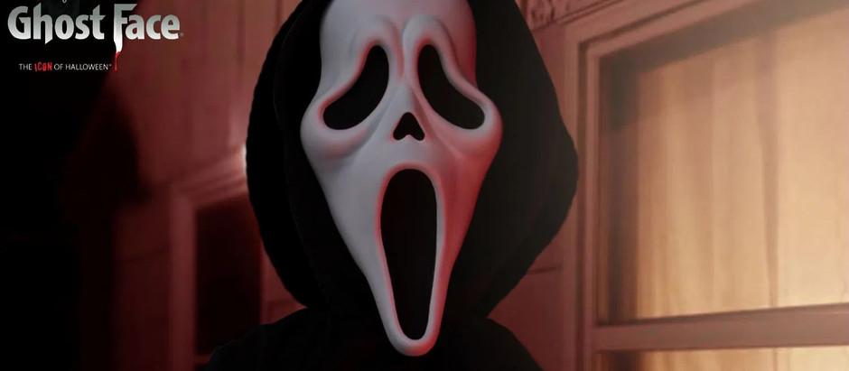 Mezco Unveil Ghostface Plush