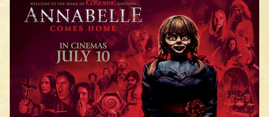 Annabelle Comes Home - A Hooked On Horror Review
