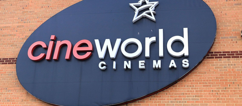 Cineworld Announce Reopening & Deal With Warner Bros. Pictures