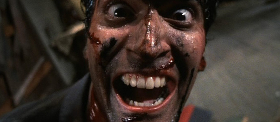 Ceris' 31 Days of Horror Challenge: Day 12 - Evil Dead II