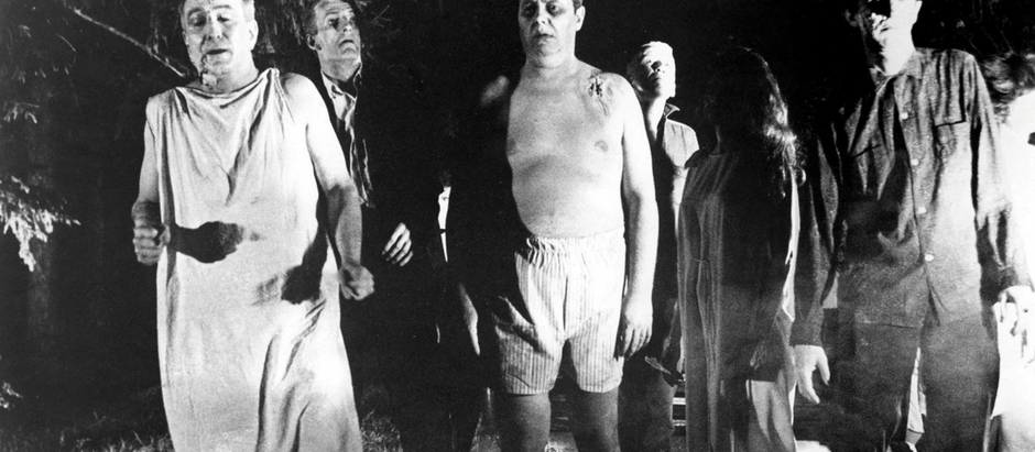Ceris' 31 Days of Horror Challenge: Day 19 - Night of the Living Dead
