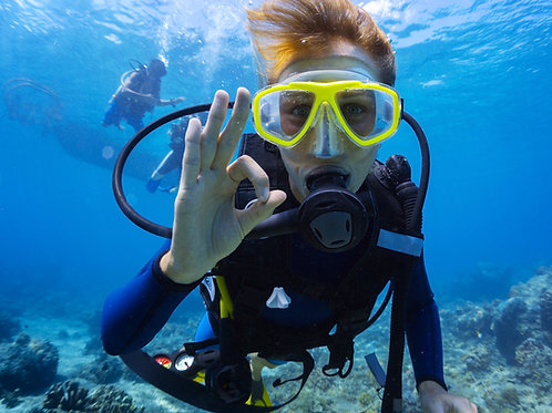 PADI Open Water Diver Course - Kent Scuba, UK