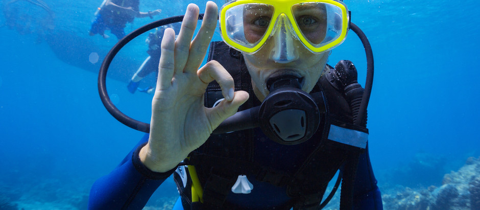 How to Plan a Dive