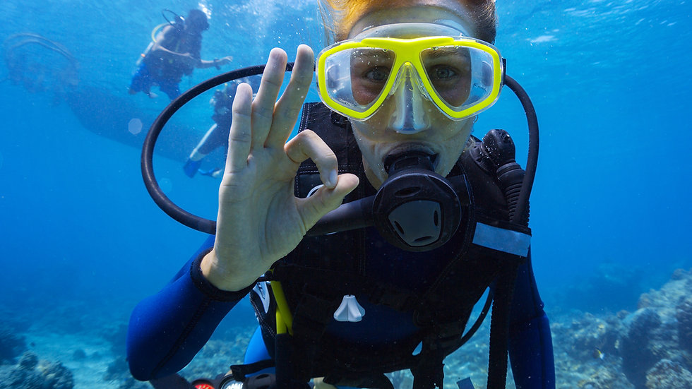 Padi OpenWater Course