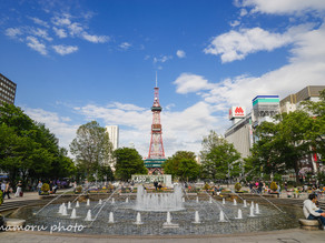 初夏の札幌~2  Sapporo in early summer ~2.
