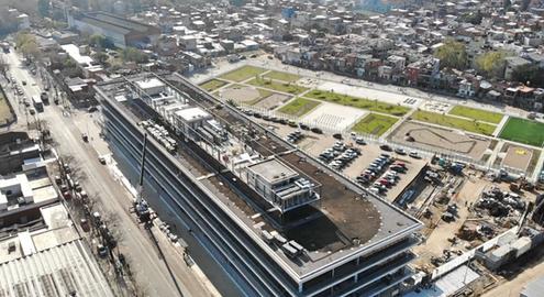 Ministerio de desarrollo urbano y transp