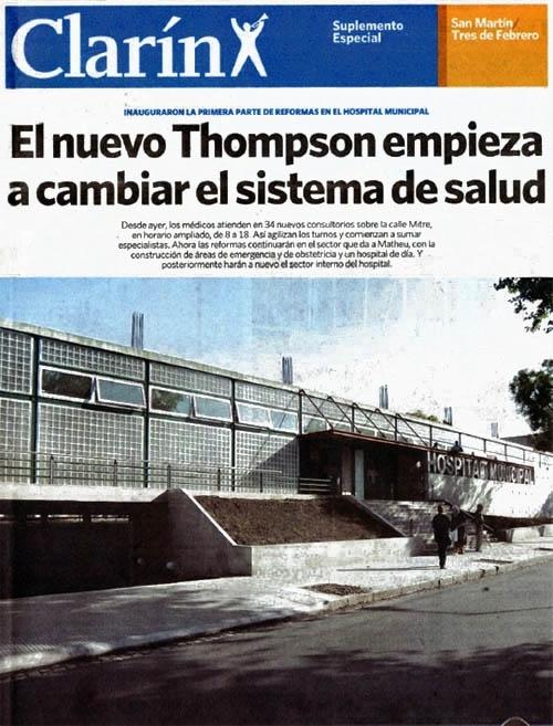 Hospital Thompson