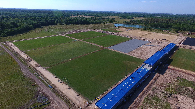 Boca Juniors´ New Training Center