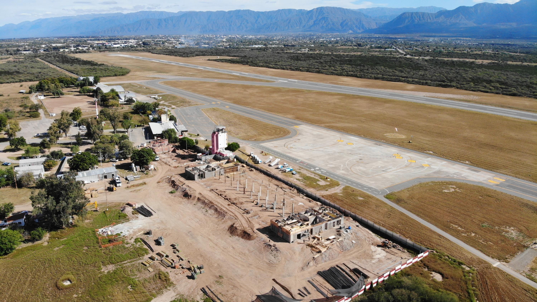 Aeropuerto de La Rioja