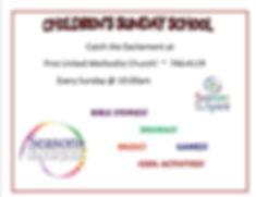 CHILDREN'S SUNDAY SCHOOL INFO CARD.jpg