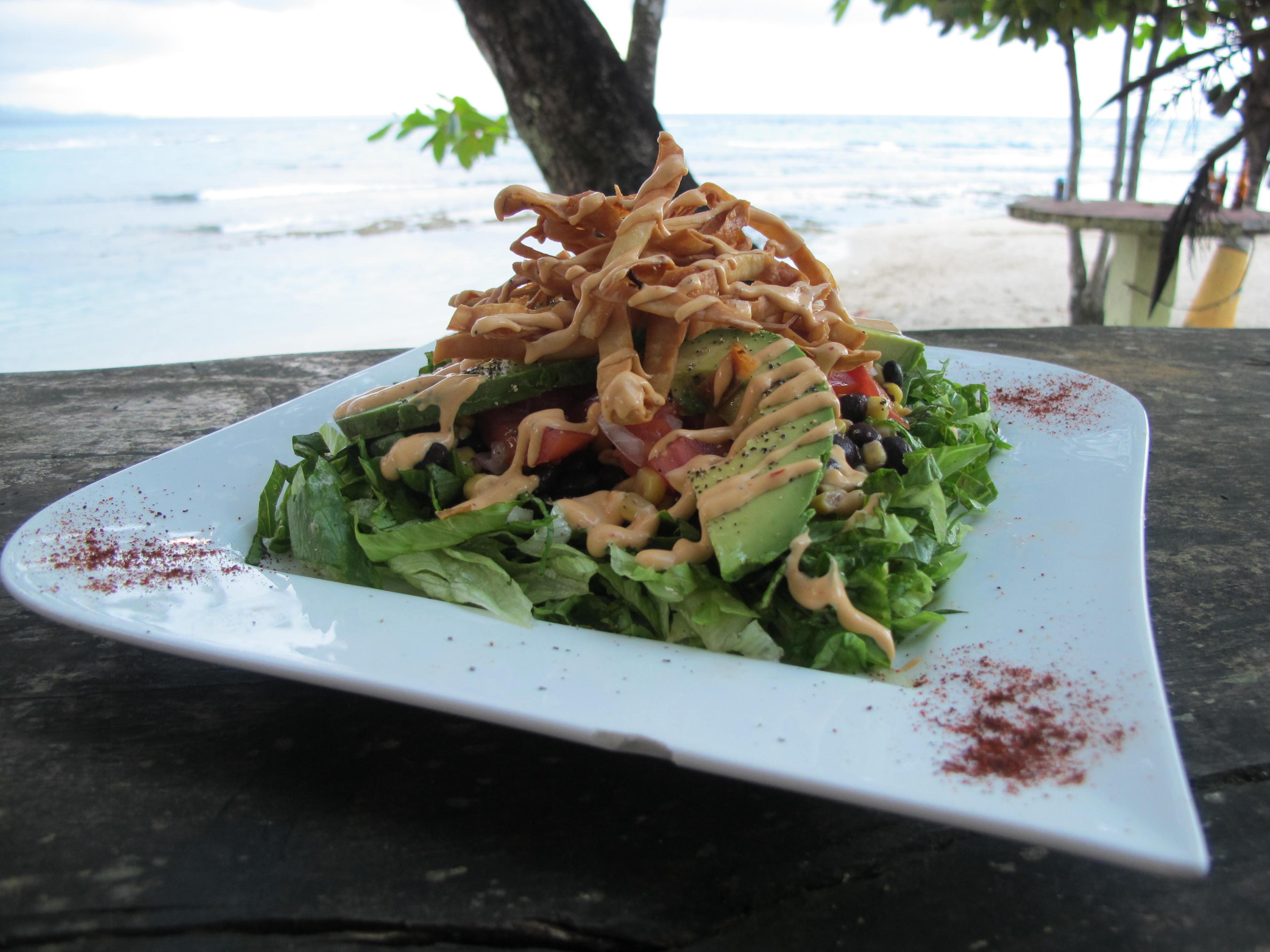 Taco Waco Salad