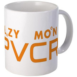 PVCR Orange Mug