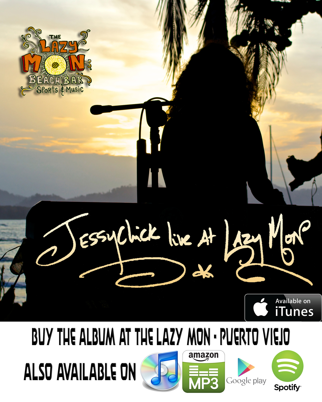 Jessy Album Flyer