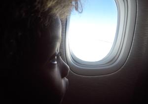 Makai on the plane