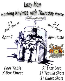 Thursday Party