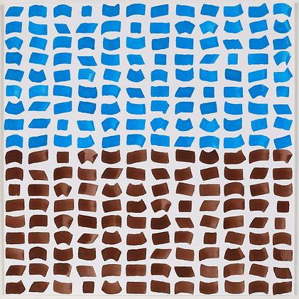Jacob Ouillette | Blue/Brown 108