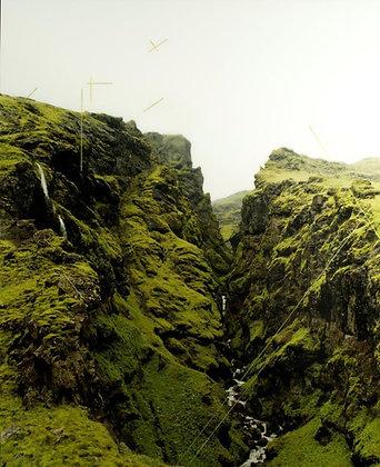 Christine Flynn | Mountain Gorge | Ed. 3/7