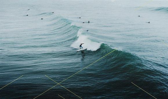 Christine Flynn   California Surfer   Ed. 1/7