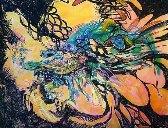 Erin Treacy | Flowers on the Shore