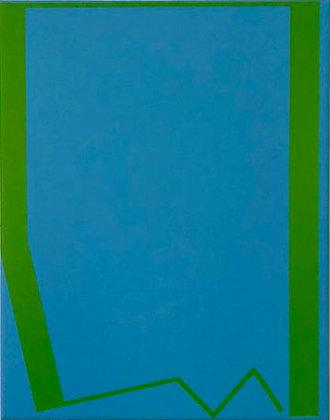 Josh Mitchell | 4. 22. 18 painting