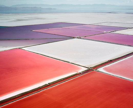 David Burdeny | Saltern Study 14, Great Salt Lake, UT | Ed. 1/10