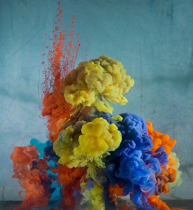 Kim Keever | Abstract 10088