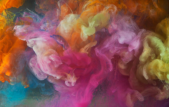 Kim Keever | Abstract 13838