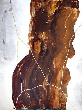Jac Lahav | Ochre Aqueduct 1 (Earthtone Alechemy #10)