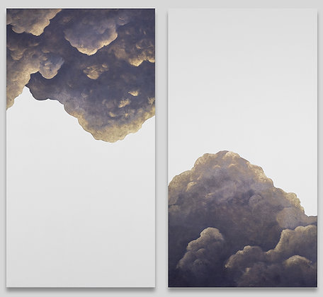 Liv Dockerty | I Want You to Want Me (diptych)