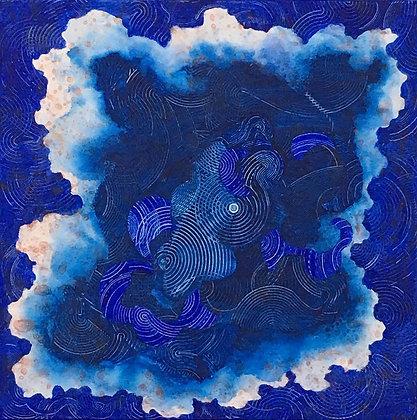 Andra Samelson | Sky Flower 2