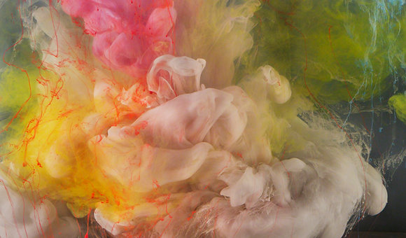 Kim Keever | Abstract 8515c