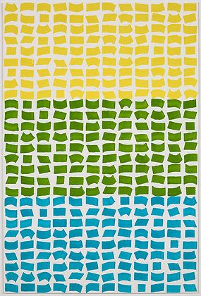Jacob Ouillette | Yellow/Green/Blue 108