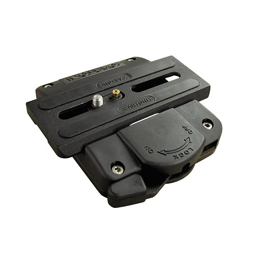 Camera Plate Support with Camera Plate