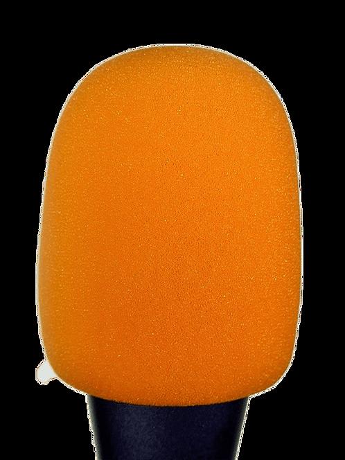Budget Orange Windscreen
